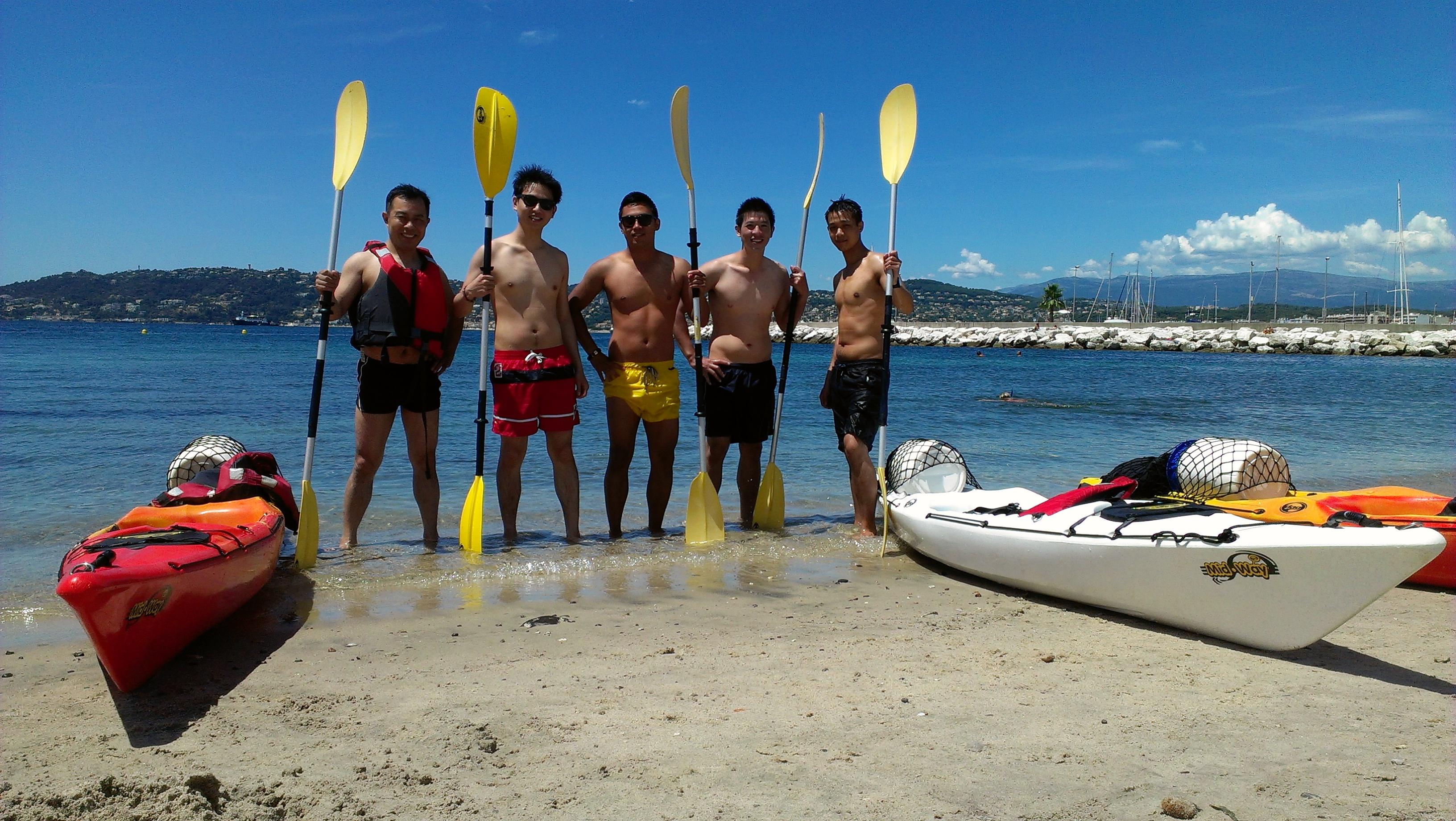 Destination Kayak Cap Antibes