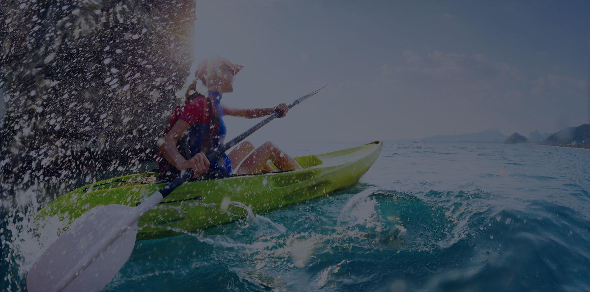 Seafirst location kayak Cannes