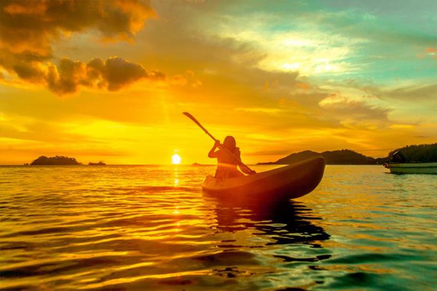 Activités kayak