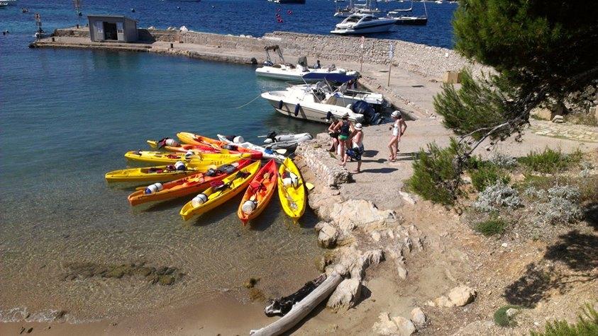 Chasse au Trésor- location Kayak